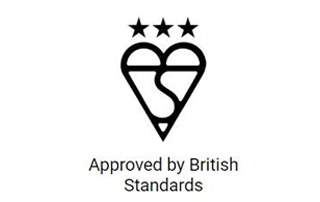 British Standards Approved logo